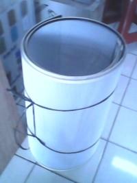 kawat nyamuk magnet alumunium