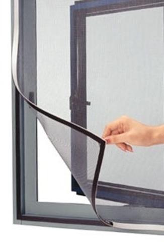 kasa nyamuk magnet fiber aluminium